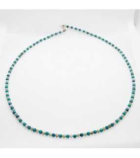 Collier Turquoise.