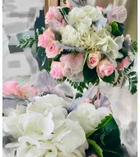 """Bouquet de la Mariée """"Jour J"""" . AnyFleurs.fr"""