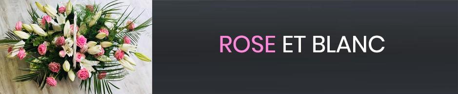 Rose & Blanc